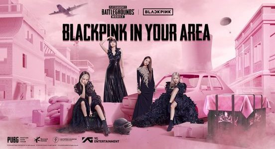 PUBG Mobile x BLACKPINK
