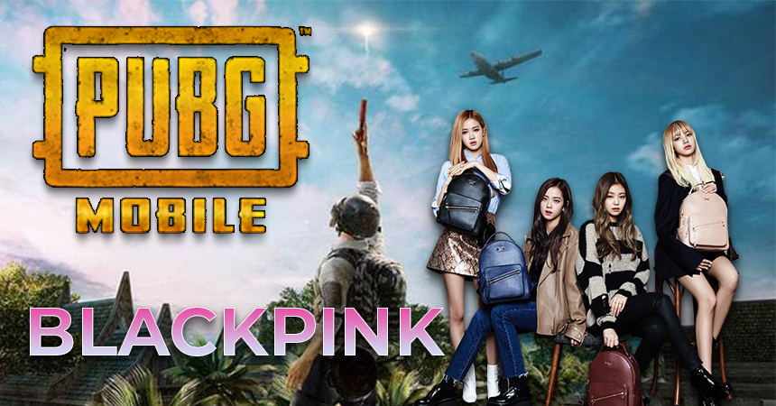 PUBG Mobile x BLACKPINK4